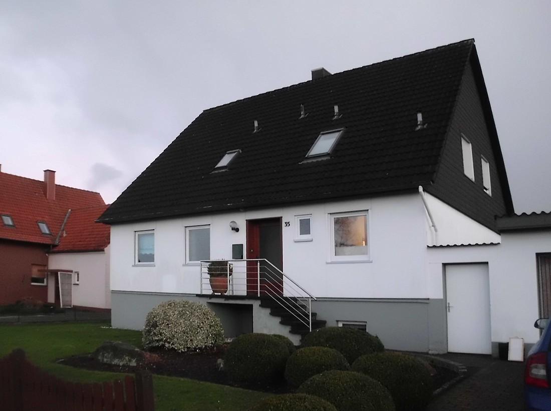 Super Fertighaussanierung Okal-Haus in Lübbecke - Fertighaussanierung RX56