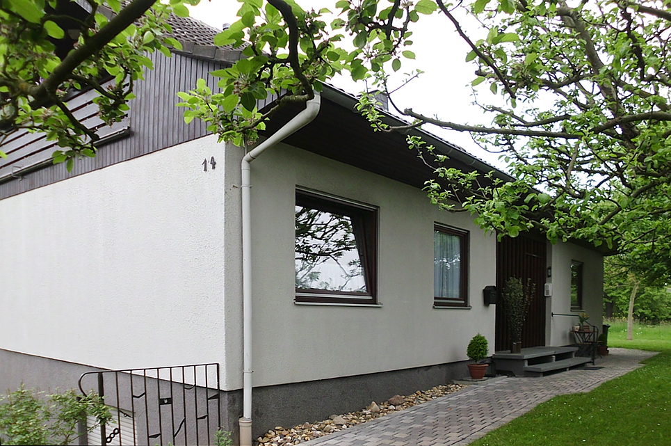 Beliebt Referenzen Fenster / Haustür / Rolladen Fertighaus XW29