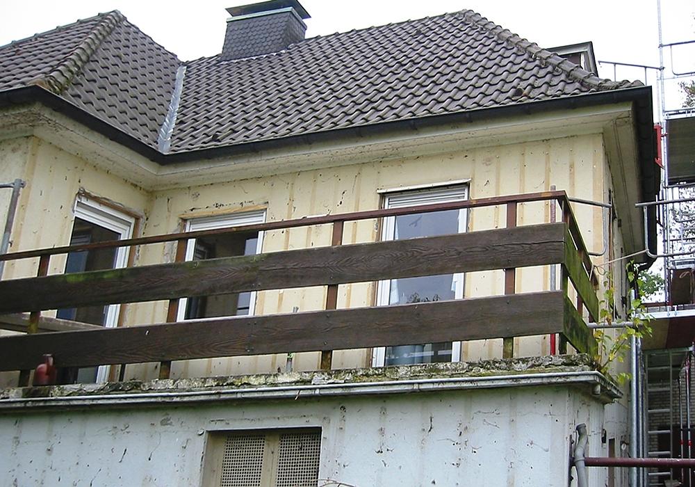 Fertighaussanierung Nordrhein-Westfahlen Wuppertal ...